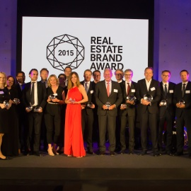 BUWOG Group erhielt Real Estate Brand Award